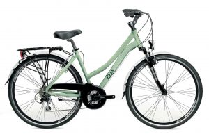 Sardinia Bike Green Bemmex Always Woman