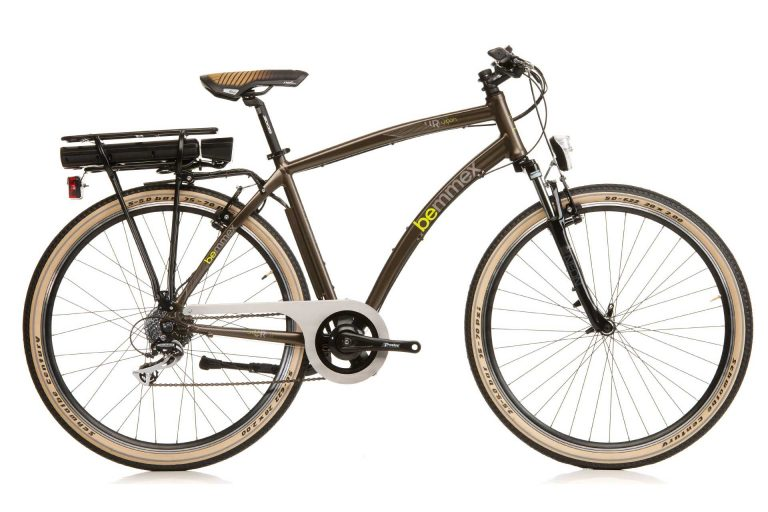 Sardinia Bike Green Bemmex E-Next-1-Man