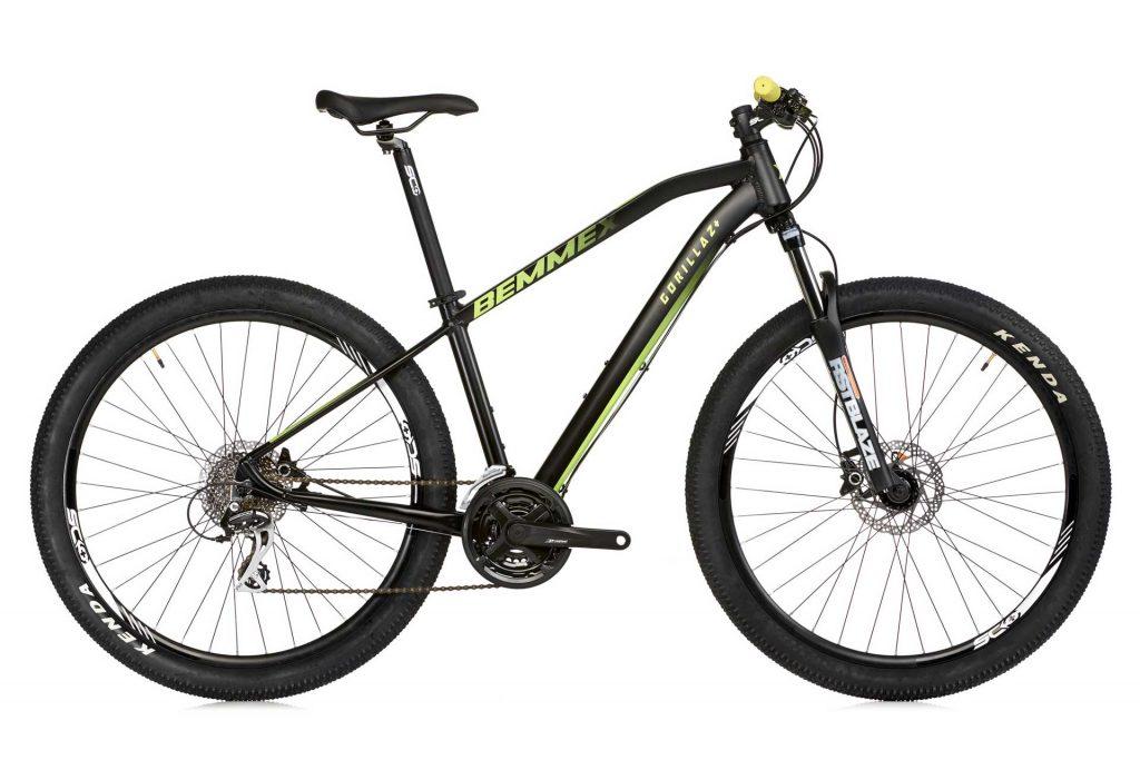 Sardinia Bike Green Bemmex Gorillaz 1