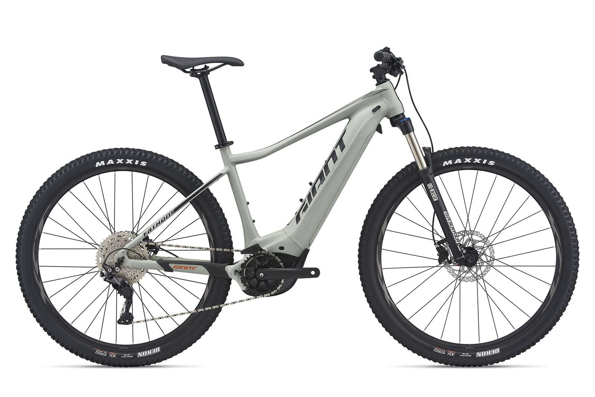Sardinia Bike Green Giant Fathom E+2 29