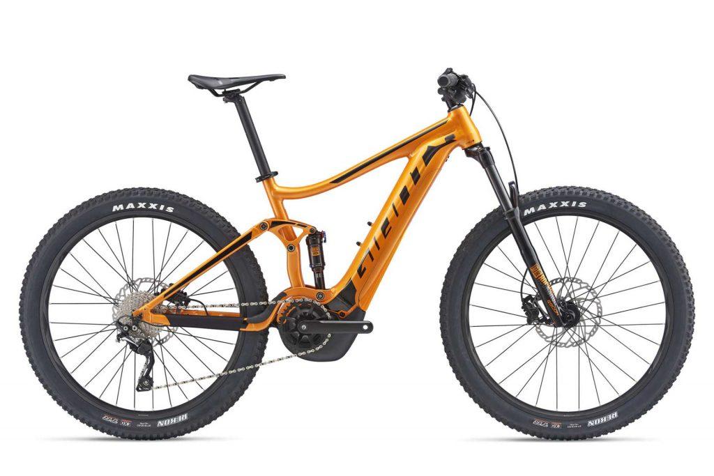 Sardinia Bike Green Giant Stance E+ 1