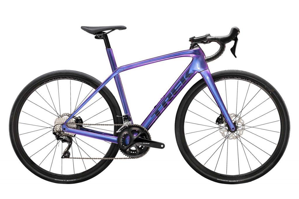Sardinia Bike Green Trek Domane SL5
