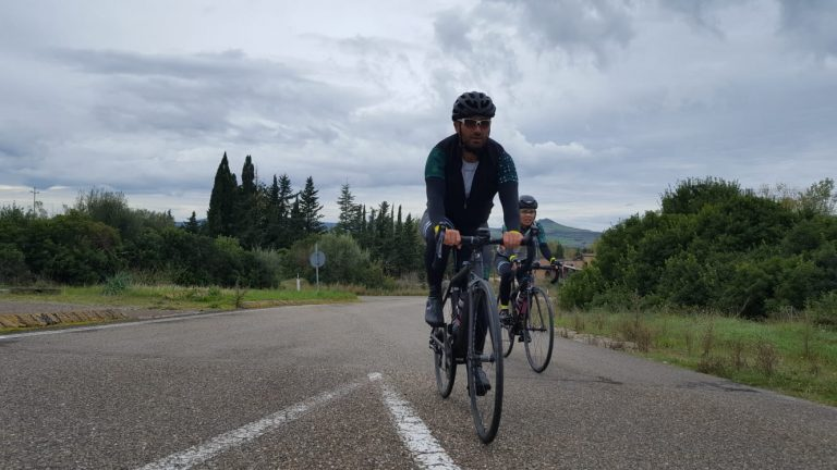 Sardinia Bike Green Grande Tour Barumini Fonni