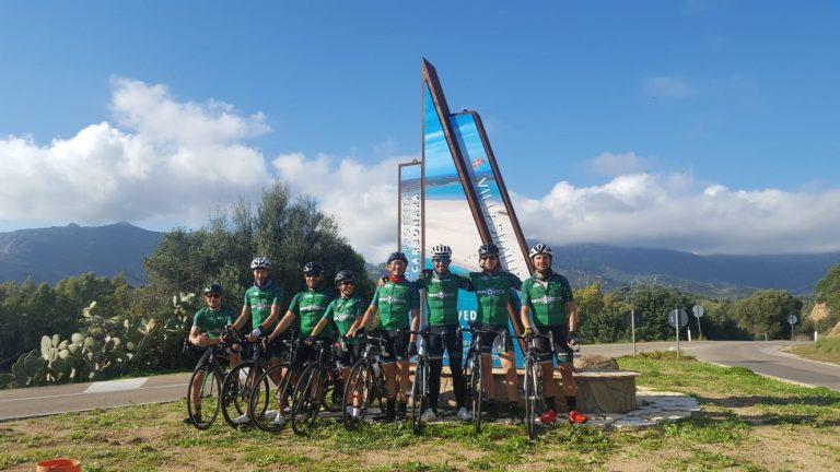 Sardinia Bike Green Grande Tour Orroli Villasimius