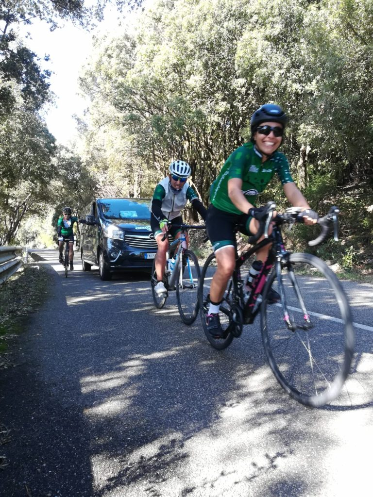 Sardinia Bike Green Grande Tour Stintino Sorgono