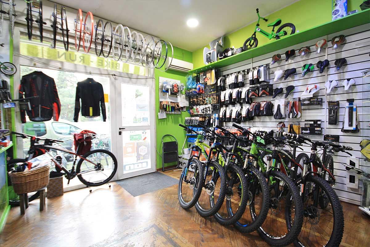 Sardinia Bike Green Noleggio Shop Cagliari