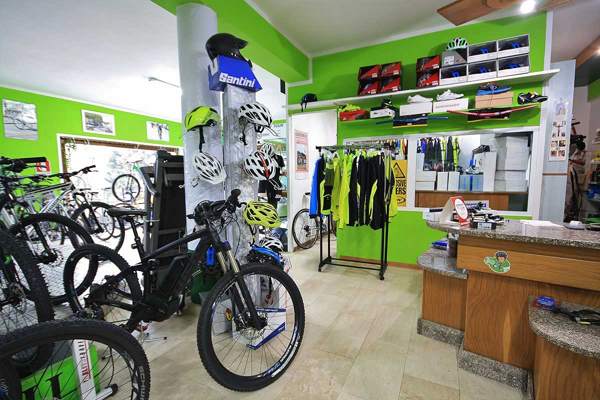 Sardinia Bike Green Noleggio Shop San Vito