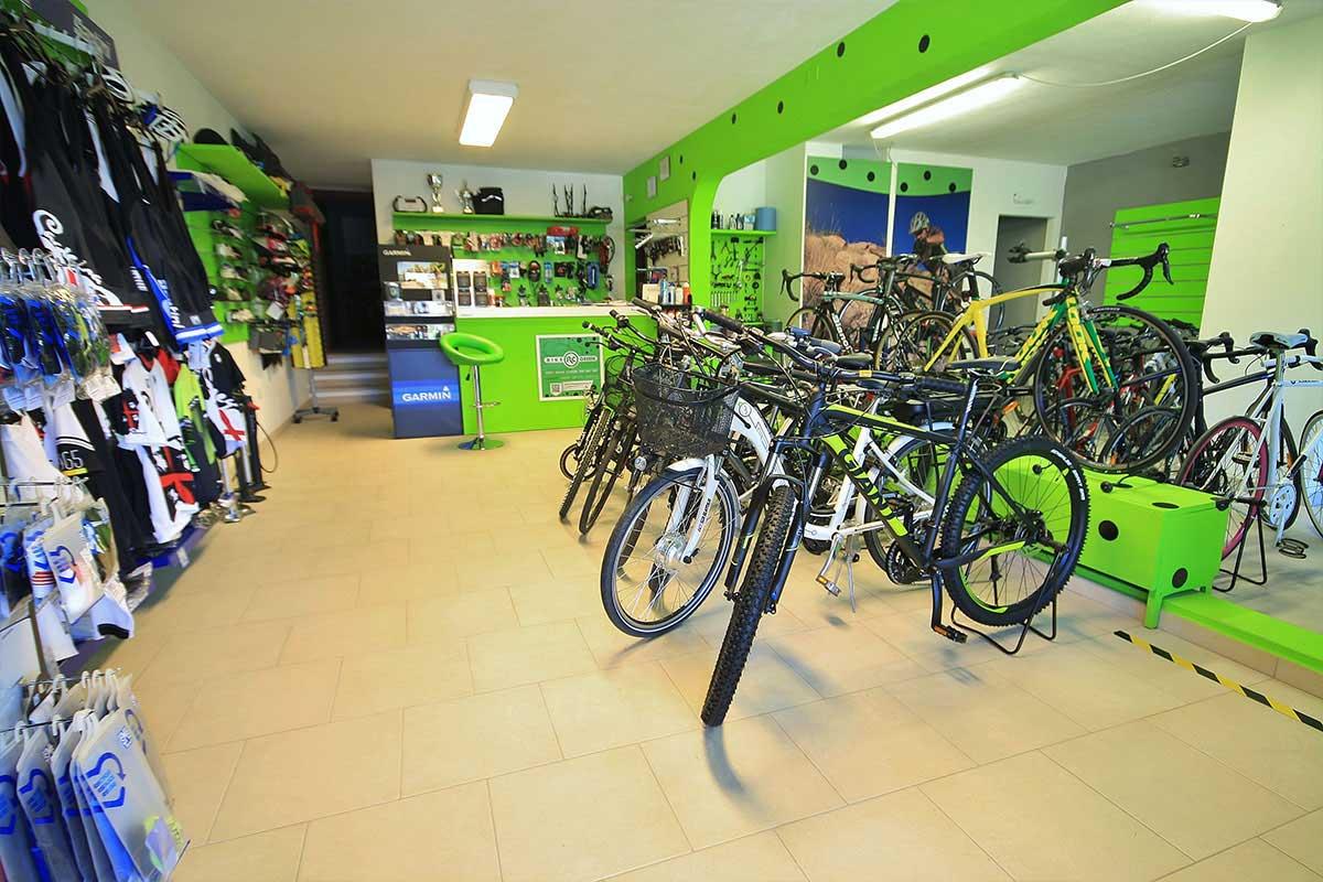Sardinia Bike Green Noleggio Shop Villasimius