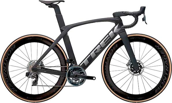 Bike Green Group Trek MadoneSLR9eTapD