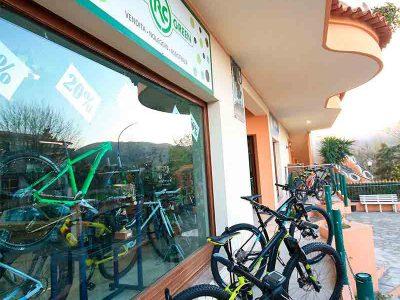 Sardinia Bike Green Group San Vito